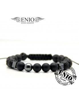 Браслет из натуральных камней ENIO DESIGN № ED-0256-SH фото 1