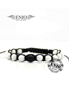 Браслет из натуральных камней ENIO DESIGN № ED-0257-SH фото 1