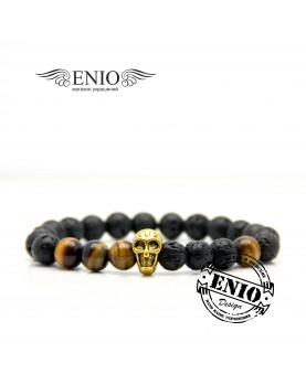 Браслет из натуральных камней ENIO DESIGN № ED-0262-SH фото 1