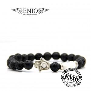 Браслет из натуральных камней ENIO DESIGN № ED-0265-SH фото 1