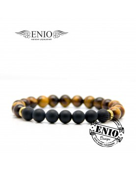 Браслет из натуральных камней ENIO DESIGN № ED-0268-SH фото 1