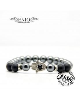 Браслет из натуральных камней ENIO DESIGN № ED-0270-SH фото 1