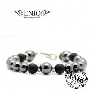 Браслет из натуральных камней ENIO DESIGN № ED-0271-SH фото 1
