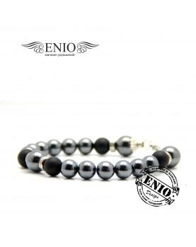 Браслет из натуральных камней ENIO DESIGN № ED-0271-SH фото 2