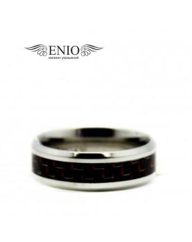 Стальное кольцо Spikes 010063 фото 1