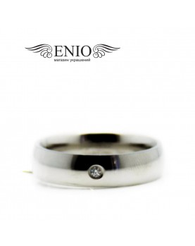 Стальное кольцо Spikes R-0011-M фото 1
