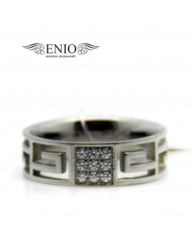 Стальное кольцо SPIKES R-M2146 фото 1