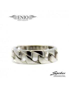 Стальное кольцо Spikes R-Q9014 фото 1