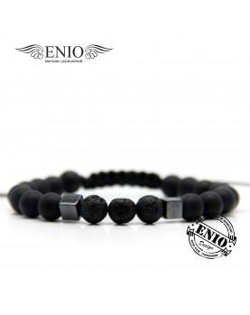 Браслет из натуральных камней ENIO DESIGN № ED-0279-SH фото 1
