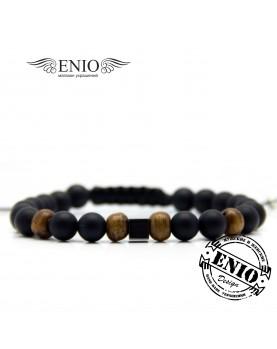 Браслет из натуральных камней ENIO DESIGN № ED-0280-SH фото 1