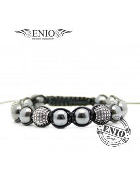 Браслет из натуральных камней ENIO DESIGN № ED-0299-SH  фото 1