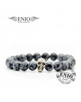 Браслет из натуральных камней ENIO DESIGN № ED-0309-SH  фото 1