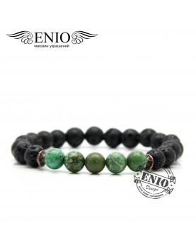 Браслет из натуральных камней ENIO DESIGN № ED-0317-SH фото 1