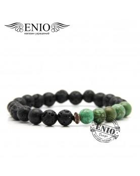 Браслет из натуральных камней ENIO DESIGN № ED-0317-SH фото 2