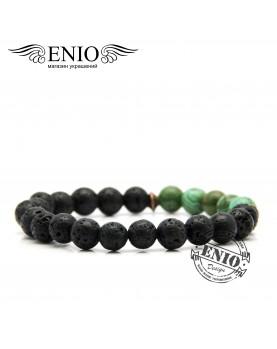 Браслет из натуральных камней ENIO DESIGN № ED-0317-SH фото 3