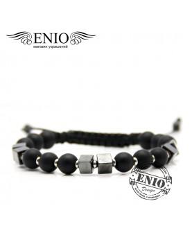 Браслет из натуральных камней ENIO DESIGN № ED-0319-SH фото 1
