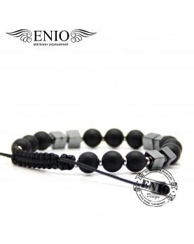 Браслет из натуральных камней ENIO DESIGN № ED-0319-SH фото 2