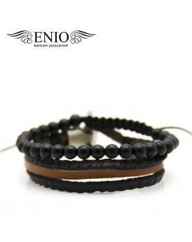Сет из двух браслетов ENIO DESIGN № ED-0327-SH  фото 1