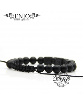 Браслет из натуральных камней ENIO DESIGN № ED-0333-SH  фото 2
