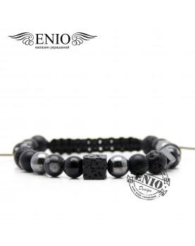 Браслет из натуральных камней ENIO DESIGN № ED-0335-SH  фото 1