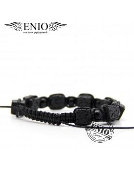 Браслет из натуральных камней ENIO DESIGN № ED-0337-SH  фото 2