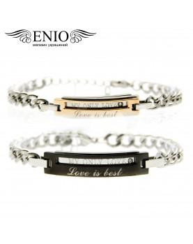 Парные браслеты Моя единственная любовь NL-6027-4T фото 2