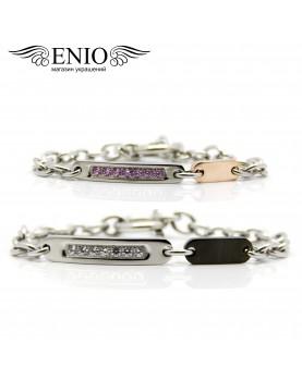Парные браслеты Сияние NL-6029-4T фото 2