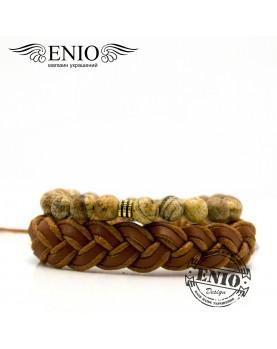 Сет из двух браслетов ENIO DESIGN № ED-0404-SH  фото 1