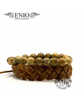 Сет из двух браслетов ENIO DESIGN № ED-0404-SH  фото 2