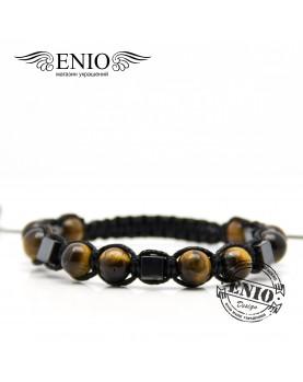 Браслет из натуральных камней ENIO DESIGN № ED-0409-SH фото 1