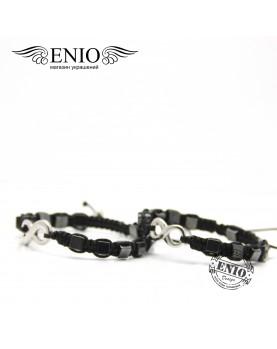 Парные браслеты Бесконечность ED-6031-4T фото 3