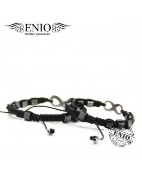 Парные браслеты Бесконечность ED-6031-4T фото 4