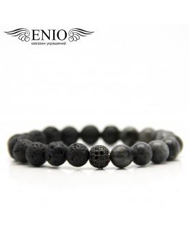 Браслет из натуральных камней ENIO DESIGN № ED-0422-SH фото 1
