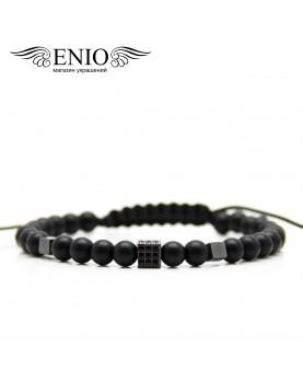 Браслет из натуральных камней ENIO DESIGN № ED-0420-SH фото 1