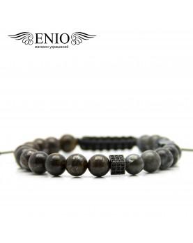 Браслет из натуральных камней ENIO DESIGN № ED-0419-SH фото 1