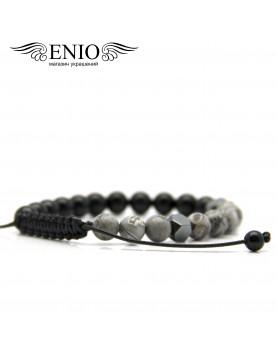 Браслет из натуральных камней ENIO DESIGN № ED-0416-SH фото 4