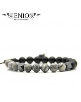 Браслет из натуральных камней ENIO DESIGN № ED-0416-SH фото 2