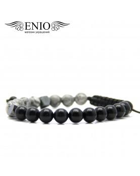Браслет из натуральных камней ENIO DESIGN № ED-0416-SH фото 3