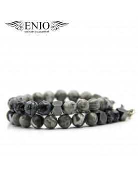 Браслет из натуральных камней ENIO DESIGN № ED-0413-SH фото 2