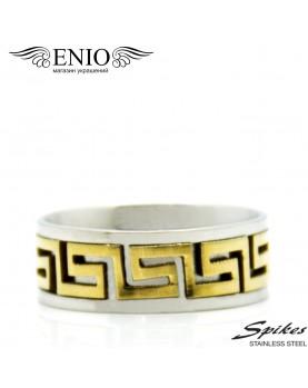 Стальное кольцо SPIKES 010208 фото 1