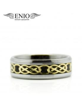 Вольфрамовое кольцо Spikes 010125 фото 1