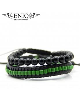 Сет из двух браслетов ENIO DESIGN ED-0504-SH фото 1