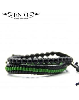 Сет из двух браслетов ENIO DESIGN ED-0504-SH фото 2