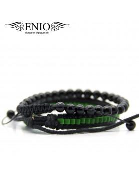 Сет из двух браслетов ENIO DESIGN ED-0504-SH фото 3