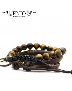 Сет из двух браслетов ENIO DESIGN ED-0502-SH фото 2