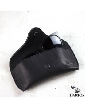 Футляр для солнцезащитных очков DARTON OCHECHNIK Black фото 2