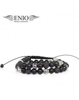 Браслет из натуральных камней ENIO DESIGN ED-0505-SH фото 1