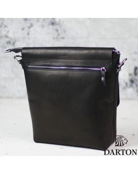 Сумка планшет DARTON Alfred Black Onyx фото 3