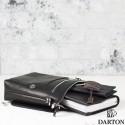 Сумка планшет через плечо DARTON Alfred Black Onyx фото 2