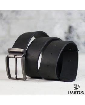 Мужской ремень из натуральной кожи DARTON Classic Фото 1